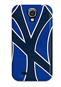 Galaxy S4 Case Cover New York Yankees Case - Eco-friendly Packaging