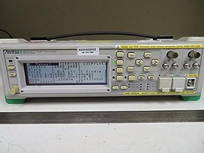 Anritsu MP1656A w/ Option 01, 21 Portable STM-16 Analyzer FW30