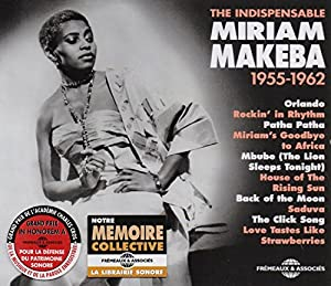 "Afficher ""The indispensable Miriam Makeba"""
