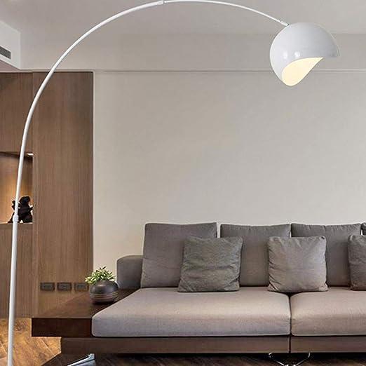 Floor lamp Vbimlxft- Moderna lámpara de pie de Arco, Sala de Estar ...
