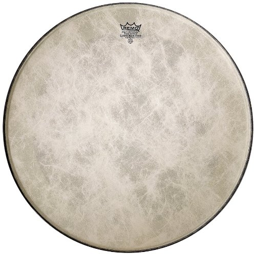 - Remo P30512-FA 12-Inch Fiberskyn Powerstroke 3 Diplomat Bass Drumhead