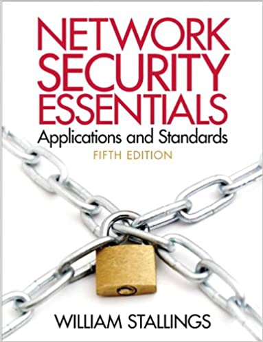 Network Security Essentials Applications And Standards 5th Edition Pdf