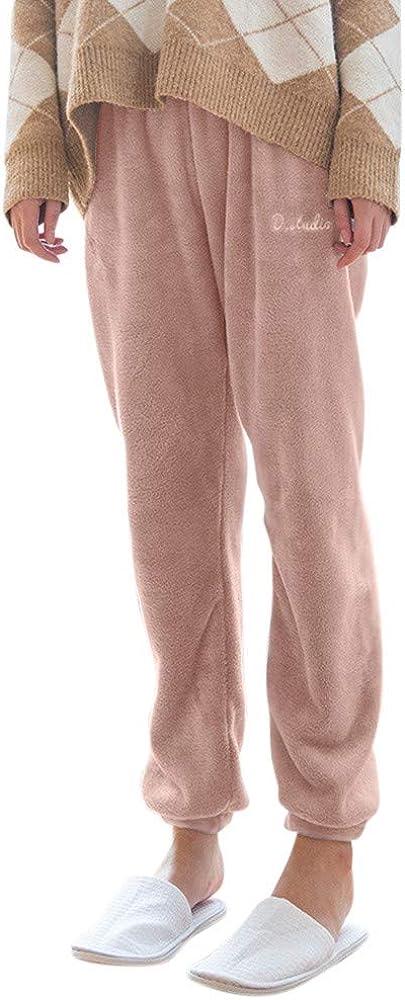 cinnamou Pantalones De Mujer, Pantalones De Pijama Harem De Color ...