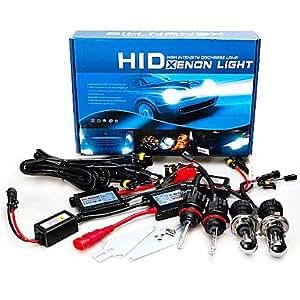 GDW 12V 35W H4 AC Hid Xenon Altura / Bajo Kit de conversión 15000K