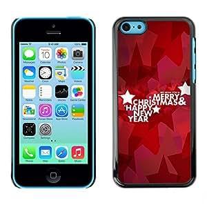 diy phone caseYOYO Slim PC / Aluminium Case Cover Armor Shell Portection //Christmas Holiday Happy New Year 1266 //Apple Iphone 5Cdiy phone case