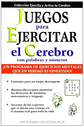 Librarika Juegos Para Ejercitar El Cerebro Games To Exercise Your