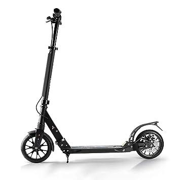 Patinetes Unisex Kick Scooter para Adultos con Frenos De ...