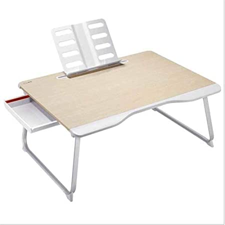 Escritorio de la computadora Mesa plegable Lazy tabla del ...