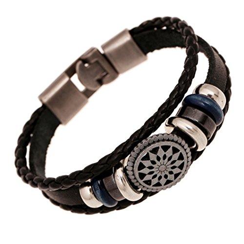 Sunnywill Schmuck Strass Kristall handgemachte Metall Perlen Armbänder neue Mode