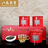 Tieguanyin tea Bama impression Tulou designed high-end gift box 360g 八马印象铁观音茶叶