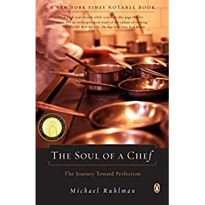 Ratings and reviews for The Soul of a Chef: The Journey Toward Perfection