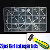 29/PCS Hard drive head replacement tool Hard disk repair tools +High-power Magnet Picker For the 2.5-inch to 3.5-inch SAS SCSI