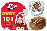 Kansas City Chiefs Baby Gift Set