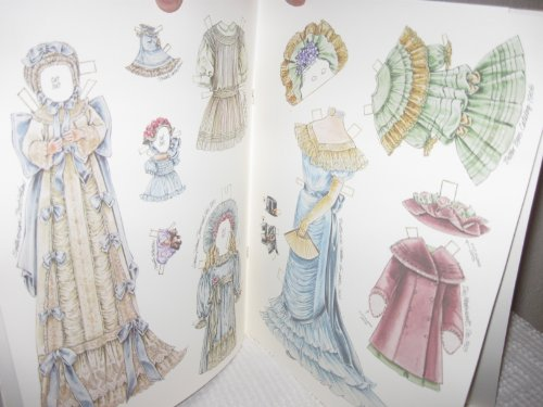 Paper Doll Portrait: Antique German Bisque Dolls Antique German Bisque