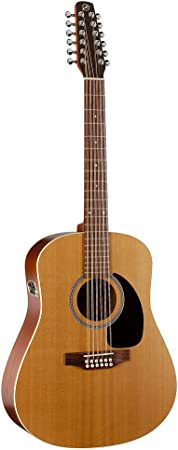 Seagull Coastline S12 Cedar QI Guitar