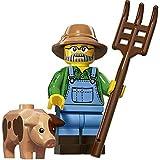 [レゴ]LEGO Series 15 Collectible Minifigure 71011 Farmer [並行輸入品]