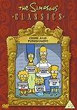 The Simpsons - Crime And Punishment - Import Zone 2 UK (anglais uniquement) [Import anglais]