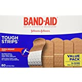 Band Aid tough-strips 60 Count