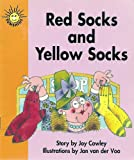 Red Socks and Yellow Socks (Sunshine Fiction, Level 1, Set H)