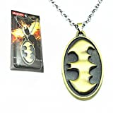 Prime Leader B01008 manufacturers selling new Europe and America movie theme blockbuster Batman long sweater Necklace