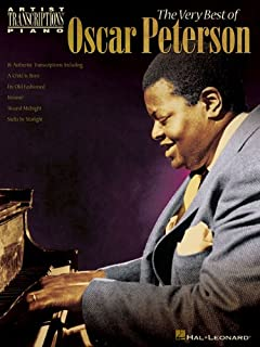 Oscar peterson originals transcriptions lead sheets and the very best of oscar peterson piano artist transcriptions fandeluxe Image collections