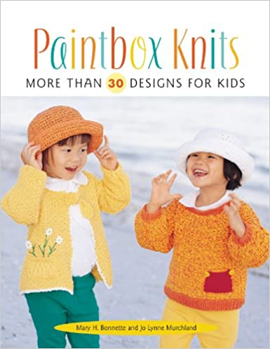 Paintbox Knits: More Than 30 Designs for Kids: Mary H
