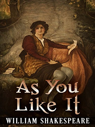 Image result for Shakespeare  : As You Like It