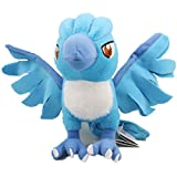 Pokemon Articuno Plush Stuffed Animals Doll Kids Toys 18 cm