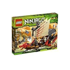 LEGO Ninjago Destiny's Bounty 9446