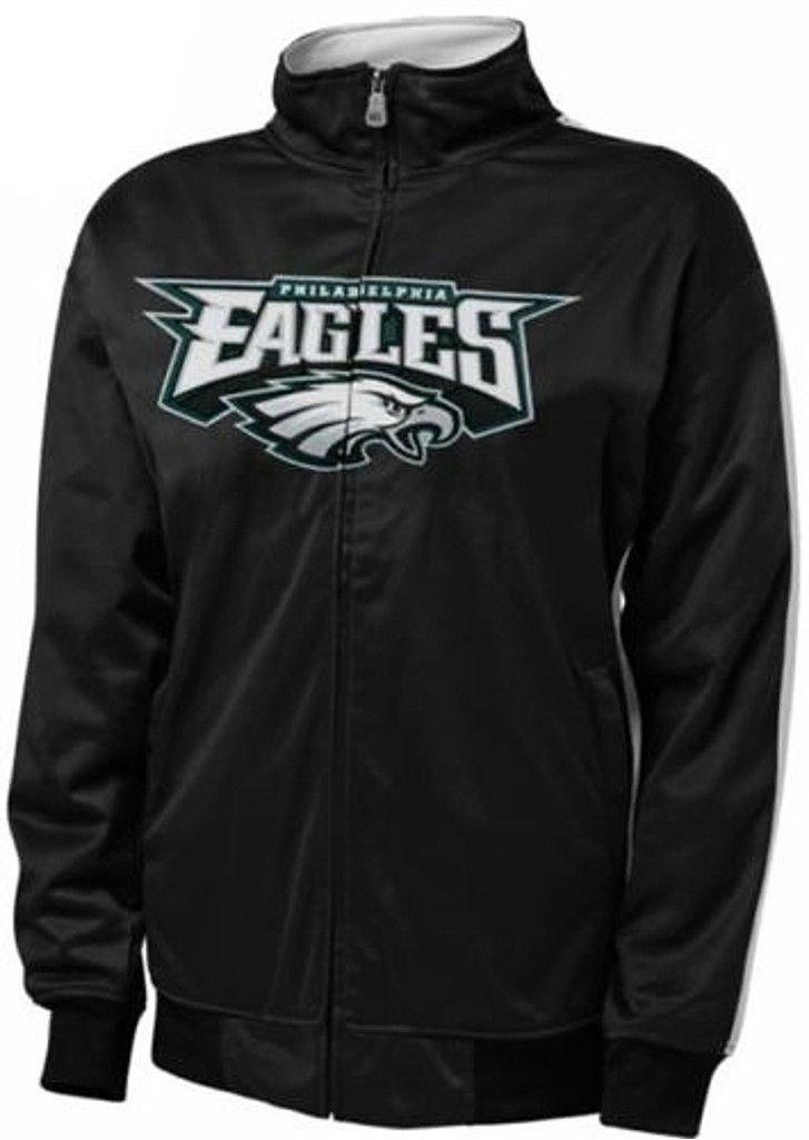 NFL フィラデルフィアイーグルス End Zone トラックジャケット フルジップ メンズ ビッグ&トールサイズ MT  B01CK8VB7A