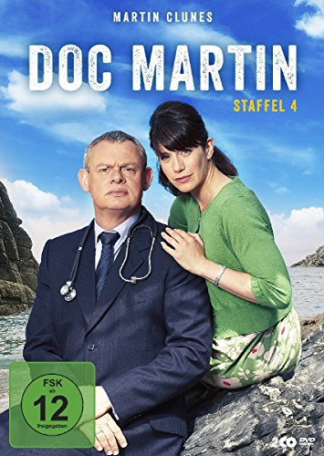 DOC MARTIN-STAFFEL 4 – MOVIE [DVD]