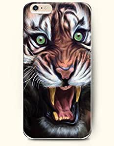 OOFIT iPhone 6 Case ( 4.7 Inches ) - Tiger Howling by runtopwell