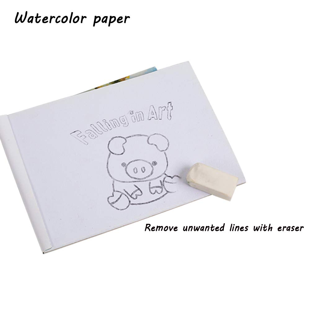 9 X 13 Graphite Transfer Tracing Papers 20 Sheets Black and 5 Sheets White Waxy and Reusable