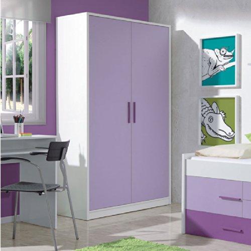 mobimarket dormitorios juveniles en blanco y lila dormitorios baratos amazones hogar