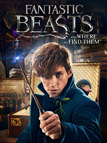 Fantastic Beasts and Where to Find Them (The New Lion King Two Part 2)