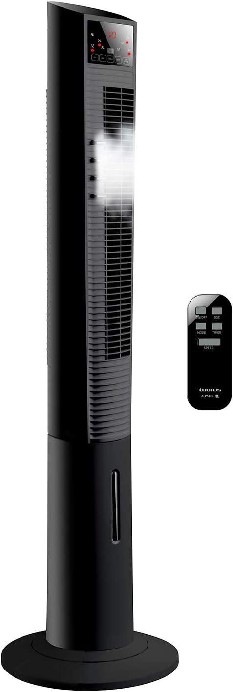 Taurus TMF1500 - Ventilador de torre con nebulizador de agua ...