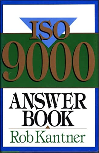 Book The ISO 9000 Answer Book