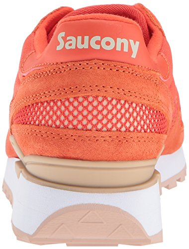 Saucony Originals Herren Shadow Original Sneaker Kirsche