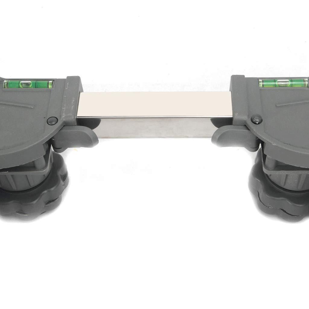 固定式モバイルワッシャーベースユニバーサル洗濯機ブラケット冷蔵庫ベースワッシャーラックラック (色 : B)  B B07HT5ZFYQ