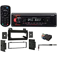 1995-1997 GMC Jimmy Kenwood CD Player Receiver Aux/Mp3/WMA/3-Band Eq+Remote