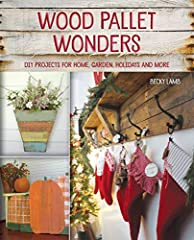 CREATE UNIQUE HOME FURNITURE, ONE-OF-A-KIND-GIFTS, AND SEASONAL DECOR USING RECLAIMED WOOD• Rustic birdhouse• Cute garden stool• Sunny planter box• Cozy harvest table• Fishing rod holder• Decorative sledPacked with color photos and easy to fo...