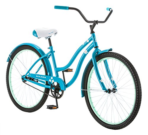 Amazon.com : Kulana Women's Cruiser Bike, 26-Inch, Blue : Sports ...