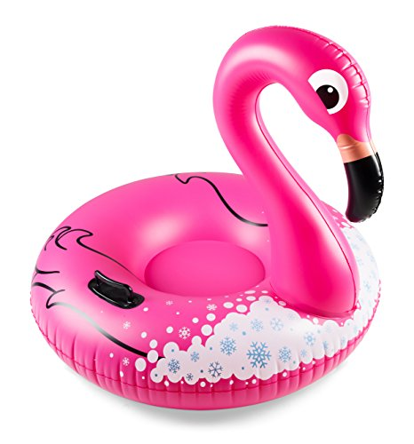 BigMouth Inc Chilly Flamingo Snow Tube