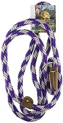 "Mendota Slip Lead 1/2"" X 6' Diamond - Amethyst - Purple/Silver by Mendota Products"