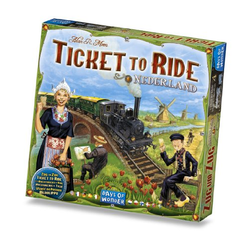 netherlands ticket to ride - 1