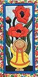 Summer Blooms Quilt Magic Kit