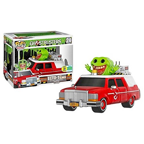 Funko Pop Rides: Ghostbusters Ecto-1 with Slimer (Convention Exclusive)