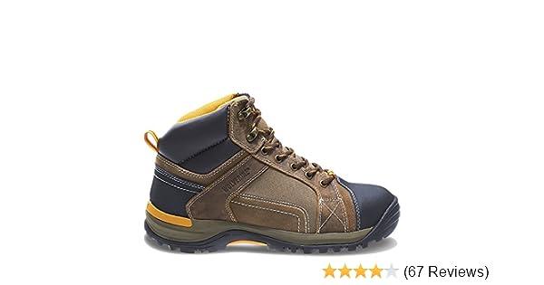 fc46ae74243 Wolverine Men's Chisel Mid Steel-Toe EH Work Boot