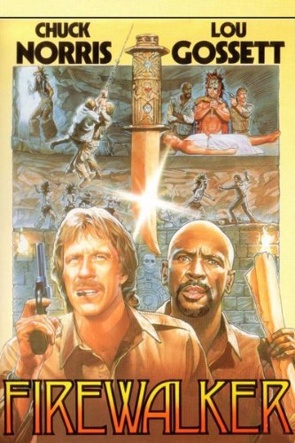 amazon com  firewalker  chuck norris  louis gossett jr
