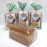 whole grain natural bread company - Natural Ovens Organic Whole Grain & Flax Bread (Pack of 4)